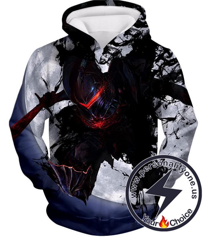 Fate Stay Night Fate Berserker Lancelot of the Lake Action Hoodie