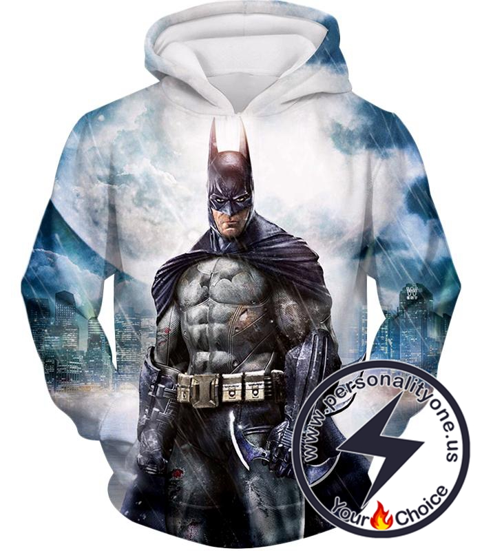 Favourite Action Hero Batman Ultimate HD Graphic Hoodie